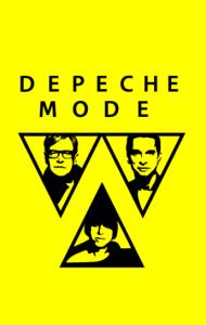 Постер Депеш Мод | Depeche Mode