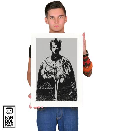 Постер Депеш Мод   Depeche Mode. Enjoy The Silence