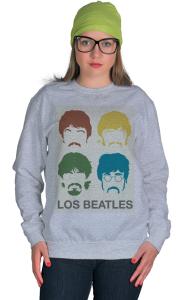 Свитшот Лос Битлз | Los Beatles