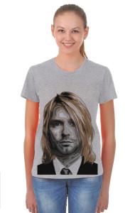 Футболка Нирвана. Курт | Nirvana. Kurt