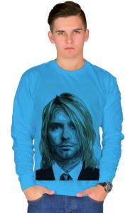 Свитшот Нирвана. Курт | Nirvana. Kurt