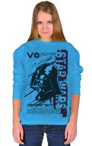 Свитшот Дарт Вейдер. Звездные Войны | Darth Vader. Star Wars