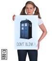 Постер Доктор Кто. Не моргай