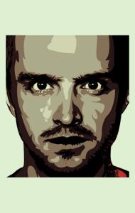 Постер Во Все Тяжкие. Джесси Пинкман 2 | Breaking Bad. Jesse Pinkman 2