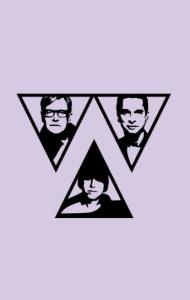Постер Депеш Мод-Дельта Машина | Depeche Mode-Delta Machine