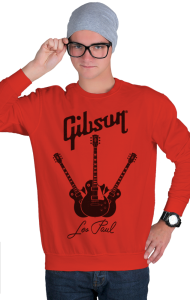 Свитшот Гибсон Фан | Gibson Fan
