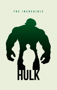 Постер Халк-Супер герой | Hulk-Super Hero