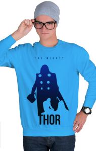 Свитшот Тор Могучий  | Thor the Mighty