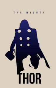 Постер Тор Могучий  | Thor the Mighty