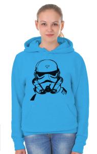 """Худи Штурмовик Звездные Войны  """"Stormtrooper"""" Star Wars"""