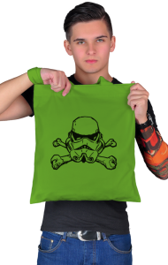"Сумка Штурмовик ""Веселый Роджер"" | Star Wars. Stormtrooper. ""Jolly Roger"""