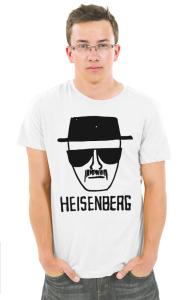 Футболка Во Все Тяжкие. Хайзенберг | Breaking Bad. Heisenberg