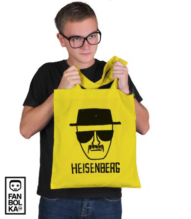 Сумка Во Все Тяжкие. Хайзенберг | Breaking Bad. Heisenberg