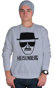 Свитшот Во Все Тяжкие. Хайзенберг | Breaking Bad. Heisenberg