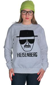 Свитшот Во Все Тяжкие. Хайзенберг   Breaking Bad. Heisenberg