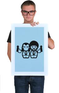 Постер Винсент и Джулс | Vincent and Jules
