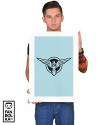 Постер Капитан Америка SSR