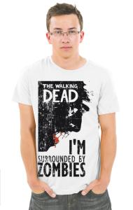 Футболка Ходячие мертвецы | Walking Dead