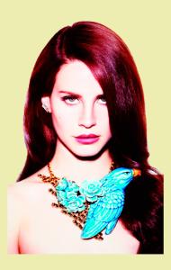 "Постер Лана Дель Рей.""С Мода""   Lana Del Rey. ""S Moda"""