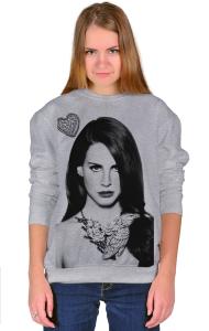Свитшот Лана Дель Рей. С Мода-моно | Lana Del Rey. S Moda-mono
