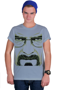 Футболка Во Все Тяжкие. Уолтер Уайт | Breaking Bad. Walter White