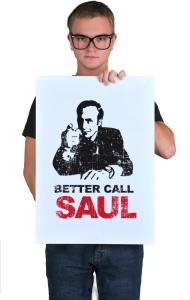 Постер Позвоните Солу. Гранж | Better call Saul