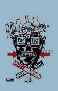 "Постер Хайзенберг. ""Она должна кипеть"" ! | Heisenberg. ""Must Boil""!"