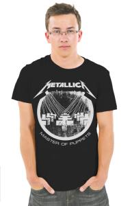 Футболка Металлика Master of Puppets | Metallica Master of Puppets