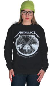 Свитшот Металлика Master of Puppets | Metallica Master of Puppets