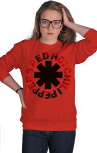 Свитшот Ред Хот Чили Пепперс №2  | Red Hot Chili Peppers №2