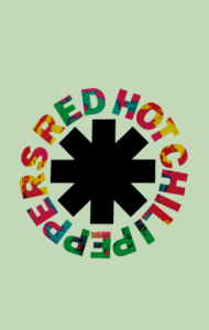 Постер Ред Хот Чили Пепперс №2  | Red Hot Chili Peppers №2