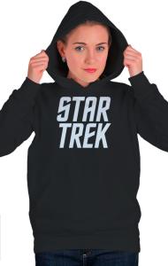 Худи Звездный путь. Классическое лого | Star Trek. Classic Logo
