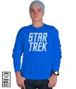 Свитшот Звездный путь. Классическое лого