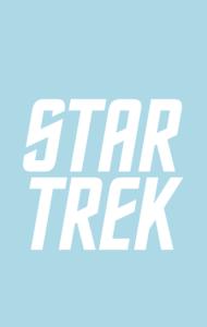 Постер Звездный путь. Классическое лого | Star Trek. Classic Logo