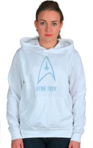 Худи Стар Трек классик-лого №2 | Star Trek classic logo №2.