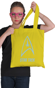 Сумка Стар Трек классик-лого №2 | Star Trek classic logo №2.