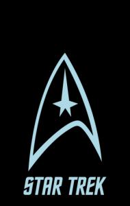 Постер Стар Трек классик-лого №2 | Star Trek classic logo №2.