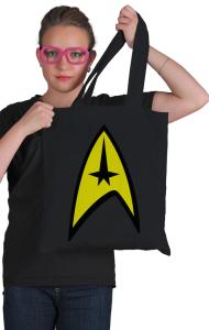 Сумка Стар Трек классик-лого №3  | Star Trek classic logo №3.