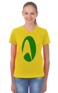 Футболка Стар Трек лого №4 | Star Trek logo №4