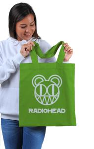 Сумка Радиохед лого | Radiohead classic logo
