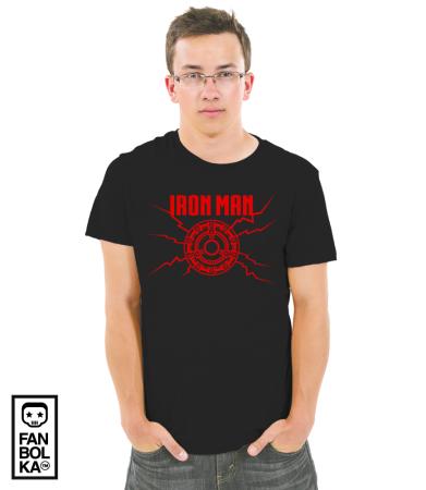 Футболка Железный Человек| Iron Man
