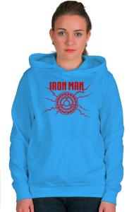 Худи Железный Человек| Iron Man