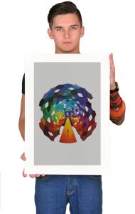 Постер Мьюз. Сопротивление | Muse. The Resistance