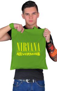 Сумка Нирвана. Нэвермайнд | Nirvana. Nevermind