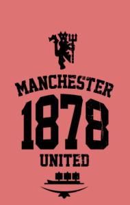 Постер ФК Манчестер 1878 | FC Manchester United 1878
