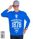 Свитшот ФК Манчестер 1878