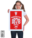Постер ФК Манчестер 1878