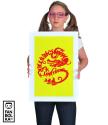 Постер ФК Манчестер Дракон