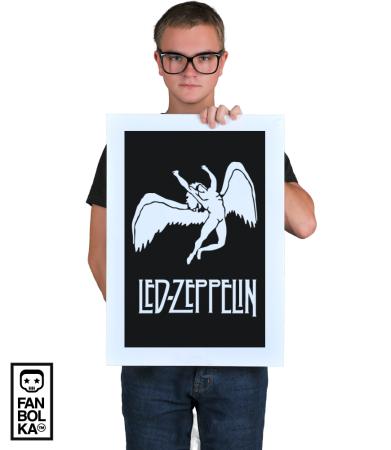 Постер Лед Зеппелин | Led Zeppelin