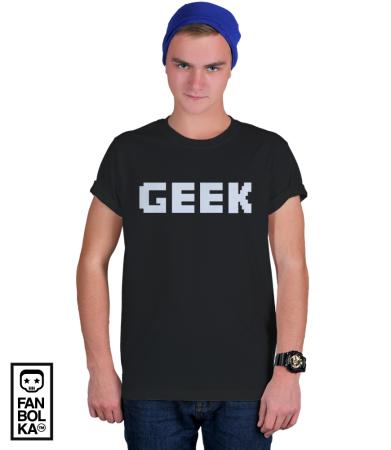 "Футболка ""Гик"" | ""Geek"""
